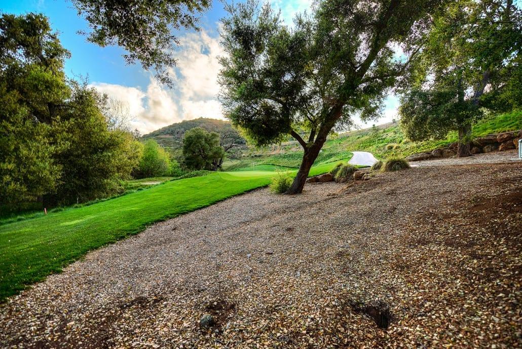 Hole 2, Sherwood Lake Club Golf Course