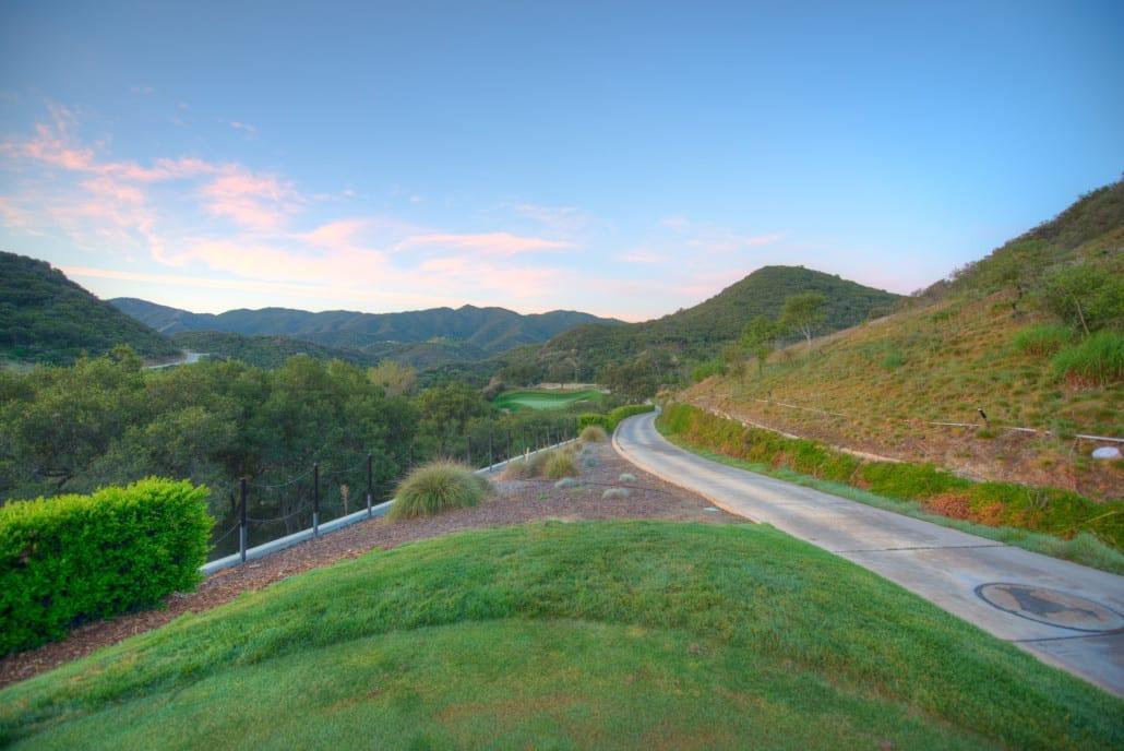 Sherwood Lake Club Golf Course, Hole Four