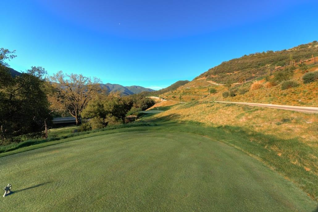 Hole 3, Sherwood Lake Club Golf Course