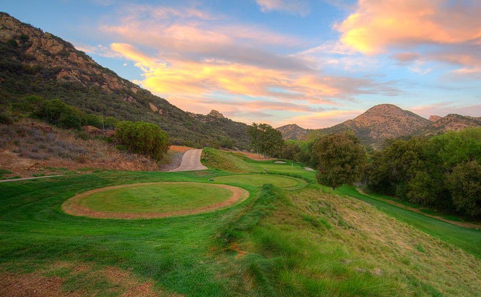 Sherwood Lake Club Golf Course, Hole 11
