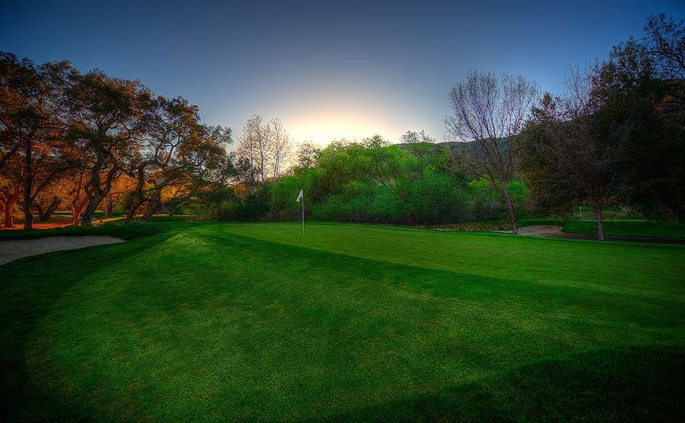 Sherwood Lake Club Golf Course, Hole 12