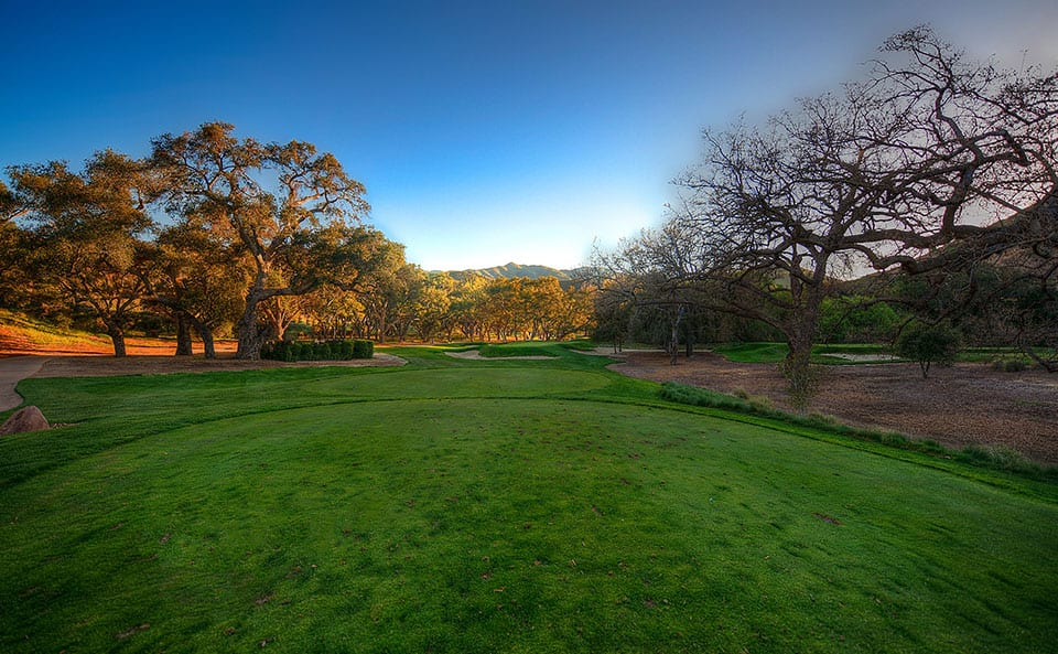 Sherwood Lake Club Golf Course, Hole 16