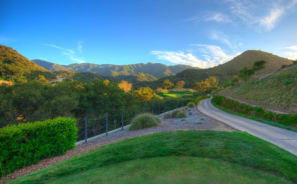 Sherwood Lake Club Golf Course, Hole 4