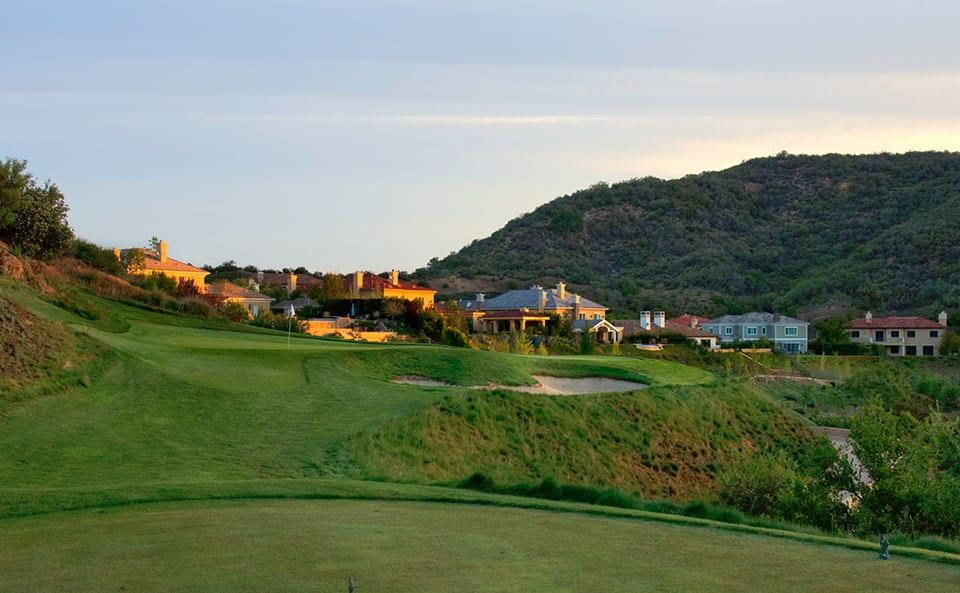 Sherwood Lake Club Golf Course, Hole 7